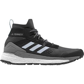 adidas TERREX Free Hiker Wanderschuhe Damen carbon/blutin/ash grey
